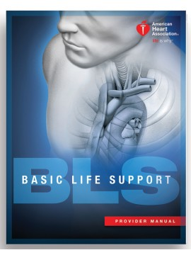 American Heart Association BLS healthcare provider courses