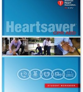 American Heart Association Heartsaver CPR AED courses